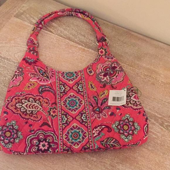 9e207476c963 Large Hobo-Call Me Coral purse NWT